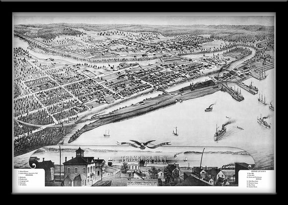 Traverse City, Michigan • 1879