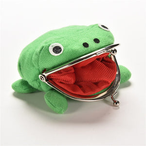Naruto Frog Wallet and Coin Purse