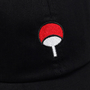 Uchiha Naruto Hat Embroidery Logo Baseball Caps 100% Cotton