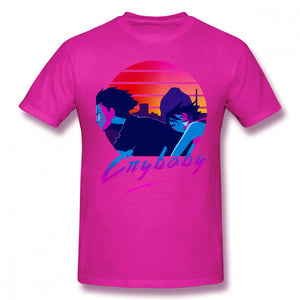 Devilman CryBaby 80s Throwback T-Shirt