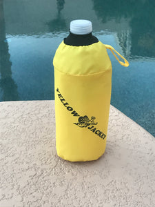 Yellow Jacket 16.9 oz jacket 'singles' -- Keeps your drink cold longer!