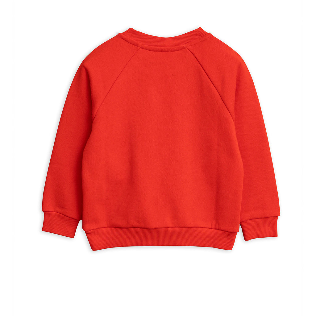 Mini Rodini Red Banana Sweat