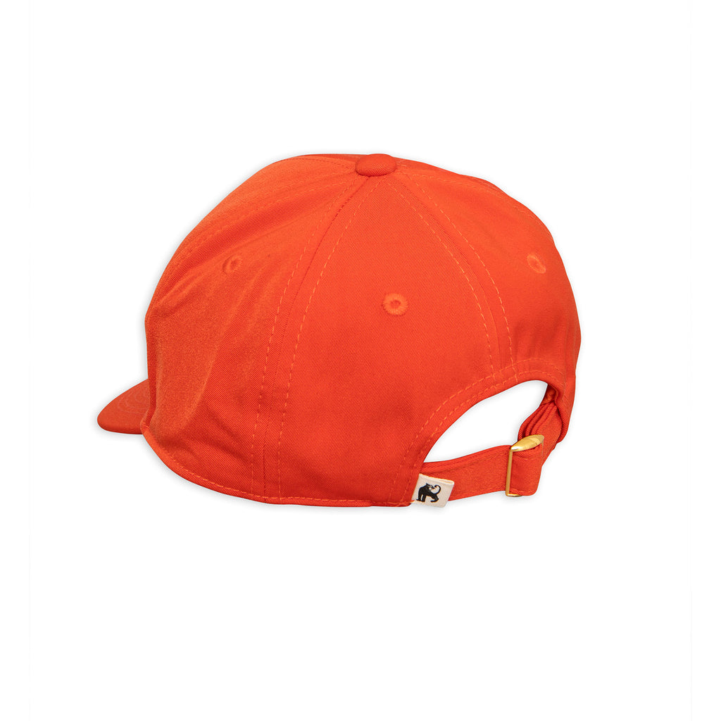 Mini Rodini Red Banana Trucker Cap