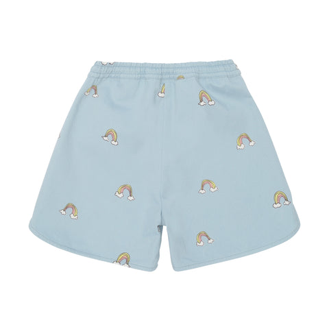 Soft Gallery Blue Devy Shorts