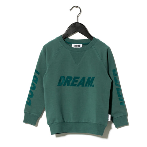 Sometime Soon Green Dream Sweat