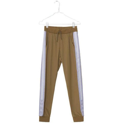 Unauthorized Brown Oscar Track Pants