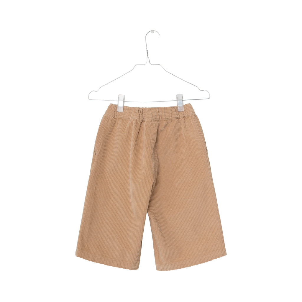 Unauthorized Brown Lenarth Shorts
