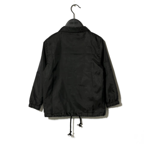 Sometime Soon Black Mack Jacket