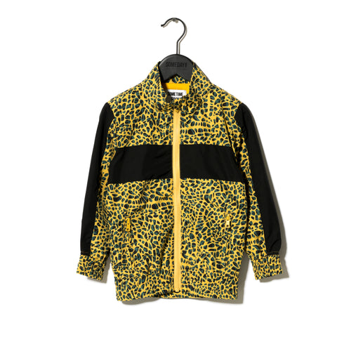 Sometime Soon Yellow Fuse Track Top