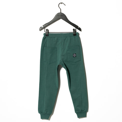 Sometime Soon Green Charlie Sweat Pants