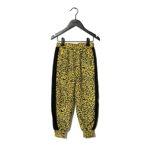 Sometime Soon Yellow Fuse Track Pants