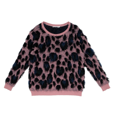 Noe And Zoe Leo Sweater Rose