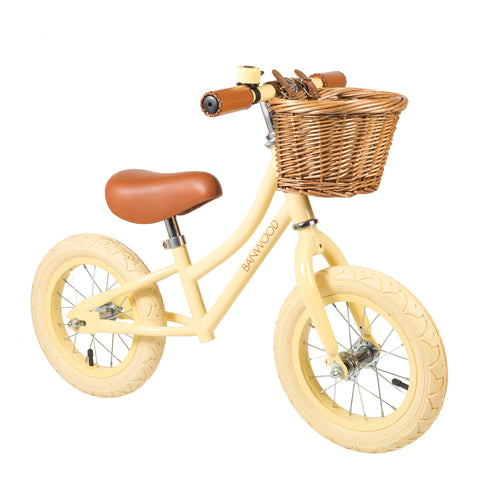 Banwood Vanilla First Go Balance Bike