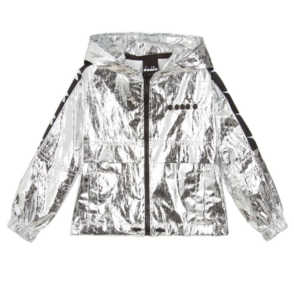 Diadora Metallic Nylon Sport Jacket