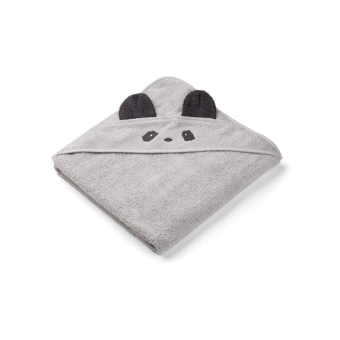 Liewood Augusta Panda Hooded Towel