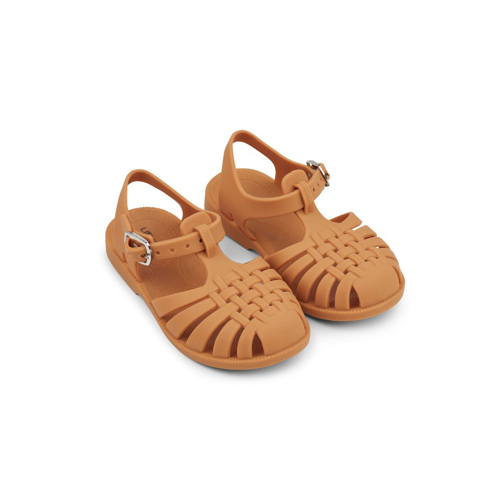 Liewood Mustard 'Sindy' Sandals