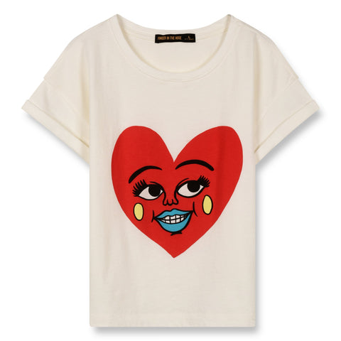 Finger In The Nose 'New Britney' Heart Tee