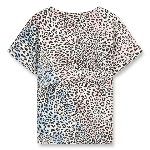 Finger In The Nose 'New Britney' Leopard Print Tee