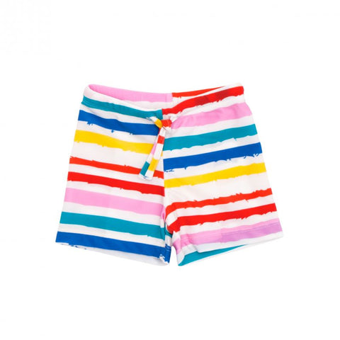 Noe And Zoe Swim Shorts Multi Colour