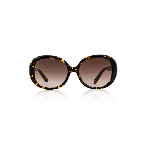 Sons And Daughters Brown Tortoise Jackie Sunglasses