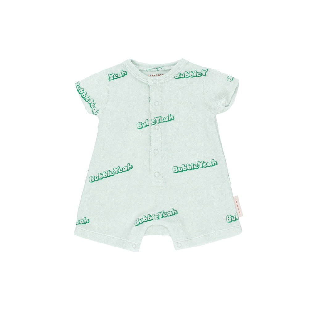 Tiny Cottons Bubble Yeah Jumpsuit