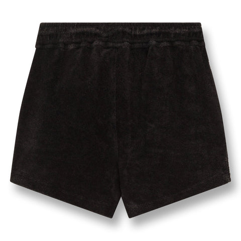 Finger In The Nose 'Trinity' Vintage Black Terry Shorts