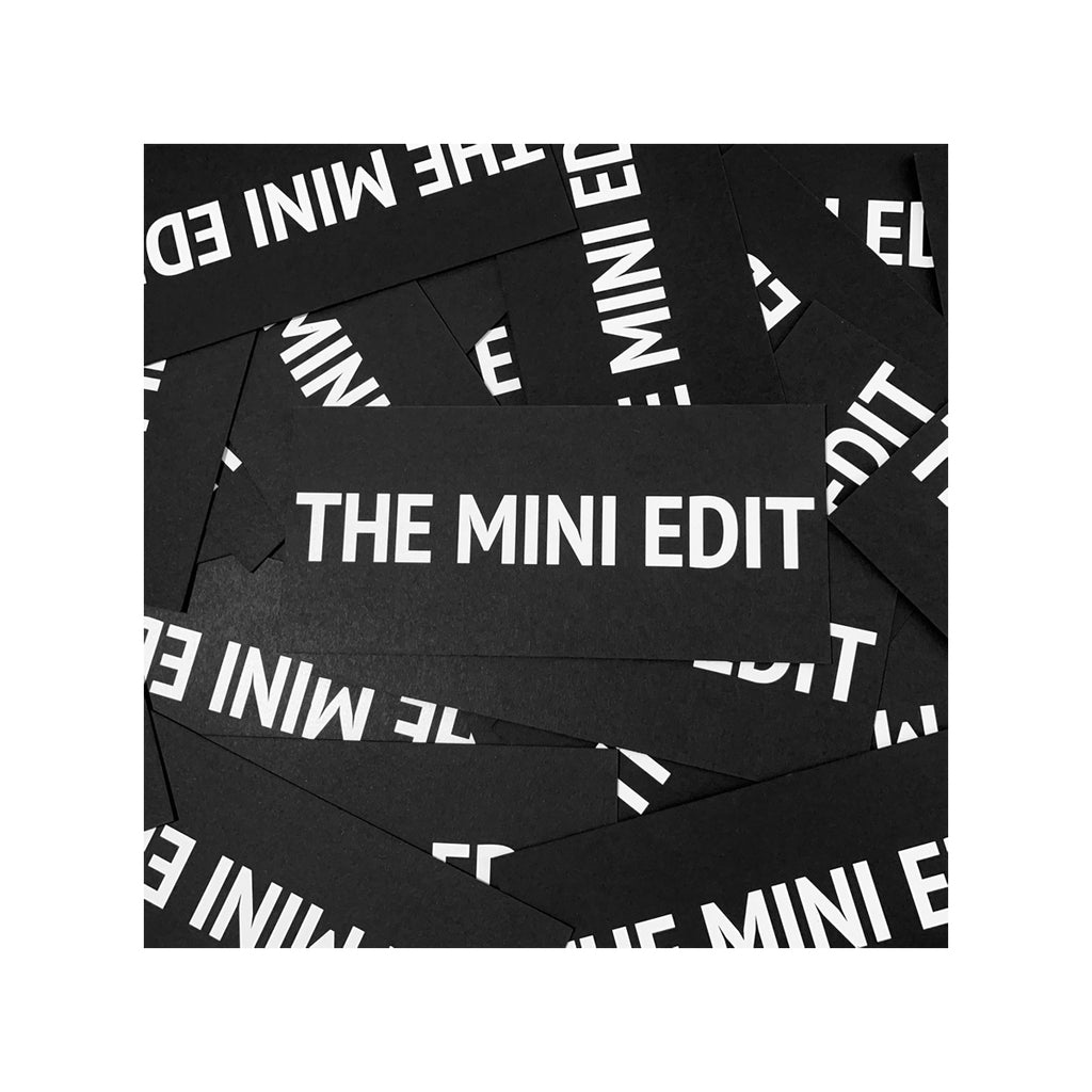 THE MINI EDIT Gift Voucher