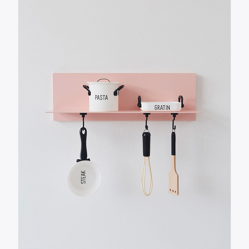Design Letters Monochrome Cooking Tools Playset