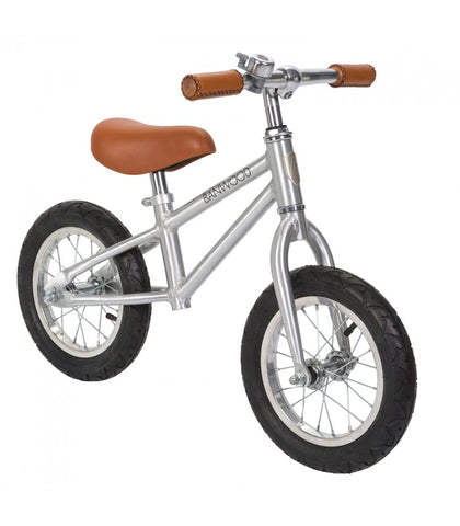 Banwood Chrome First Go Balance Bike