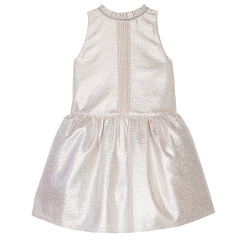 Wild And Gorgeous Metallic Giselle Dress