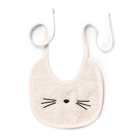 Liewood Lilja Cat Bib Two Pack