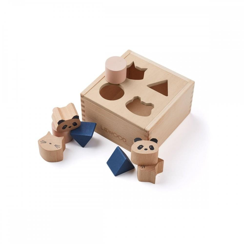 Liewood Matteo Wooden Puzzle