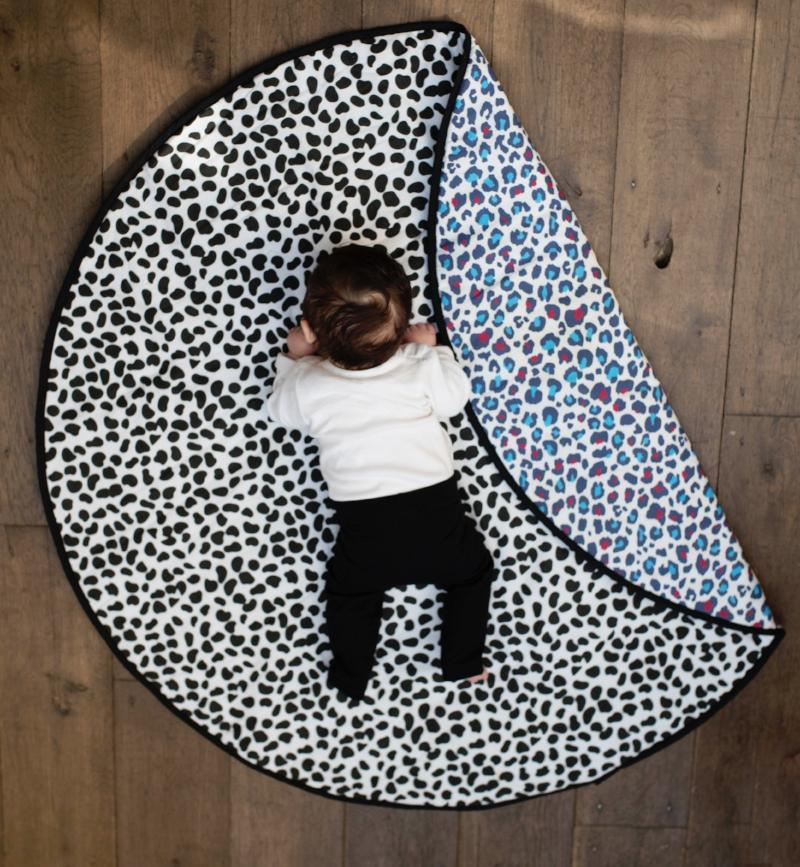Etta Loves 'Animals / Dalmation' Reversible Playmat