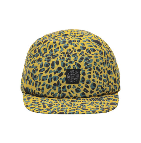 Sometime Soon Yellow Delano Cap