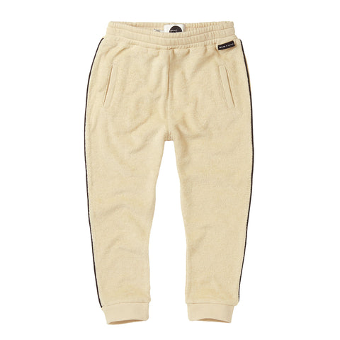 Sproet & Sprout 'Sport' Cream Terry Sweat Pants