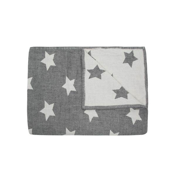 Baby Mori Star Throw Blanket