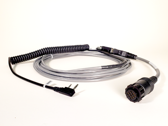Radio Interface Cable - Kenwood TK Portable (for ACU-T)