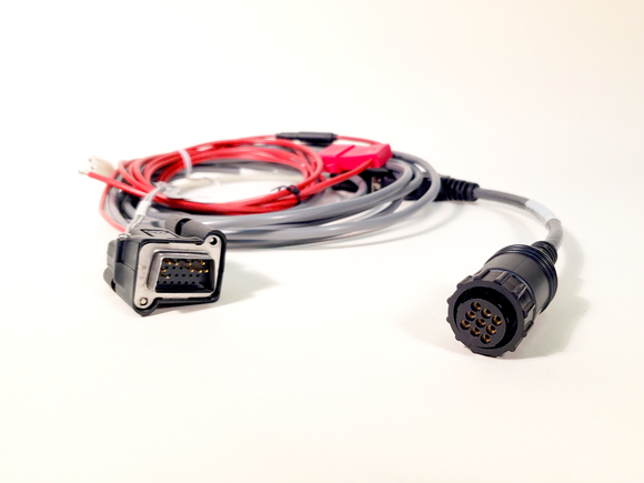 Radio Interface Cable - Motorola XTL/APX Mobile (for ACU-T)