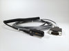 Radio Interface Cable - Kenwood TK/NX Portable