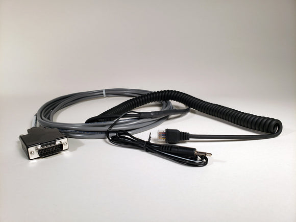 Radio Interface Cable - Kenwood TK/NX Mobile (Speaker-Mic)