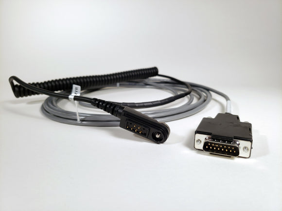 Radio Interface Cable - Harris Unity Portable (for ACU-T)