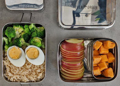 Zero Waste Lunches with Evergreen Reusables - Upcycle Studio