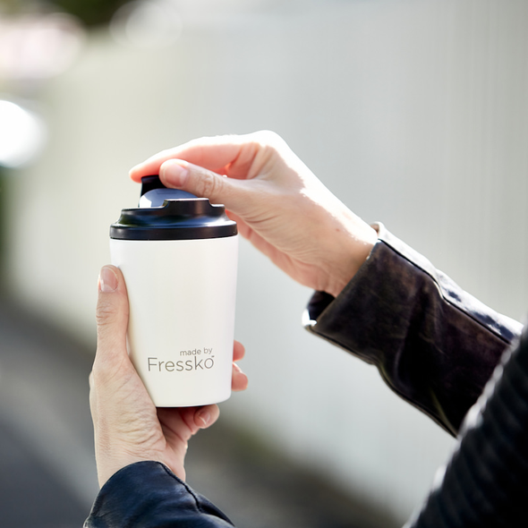 Reusable Coffee Cups - Upcycle Studio