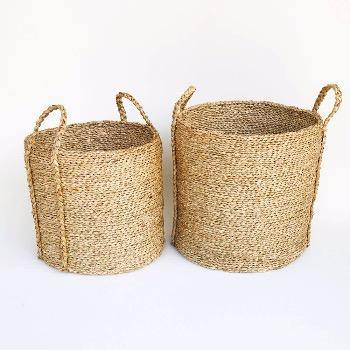 Storage Baskets - Upcycle Studio