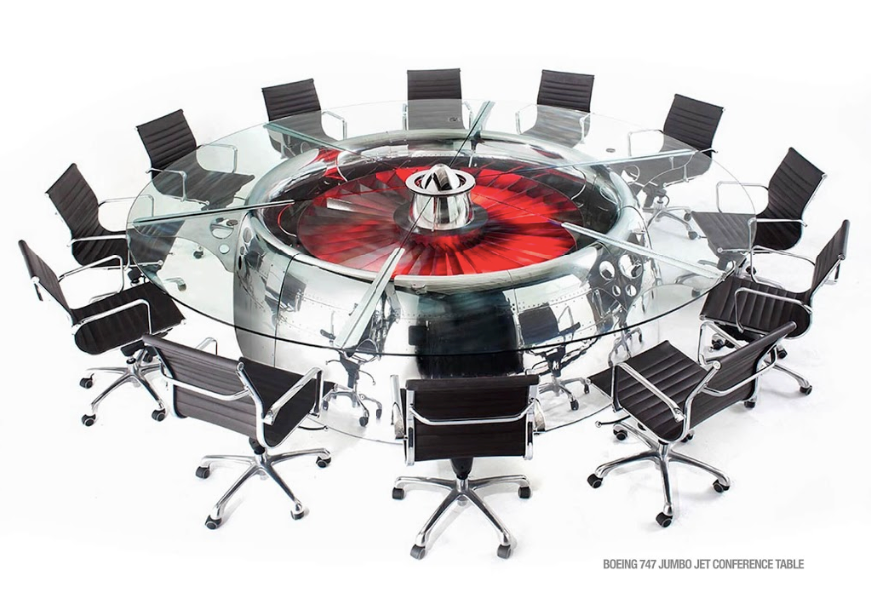 747 Conference Table