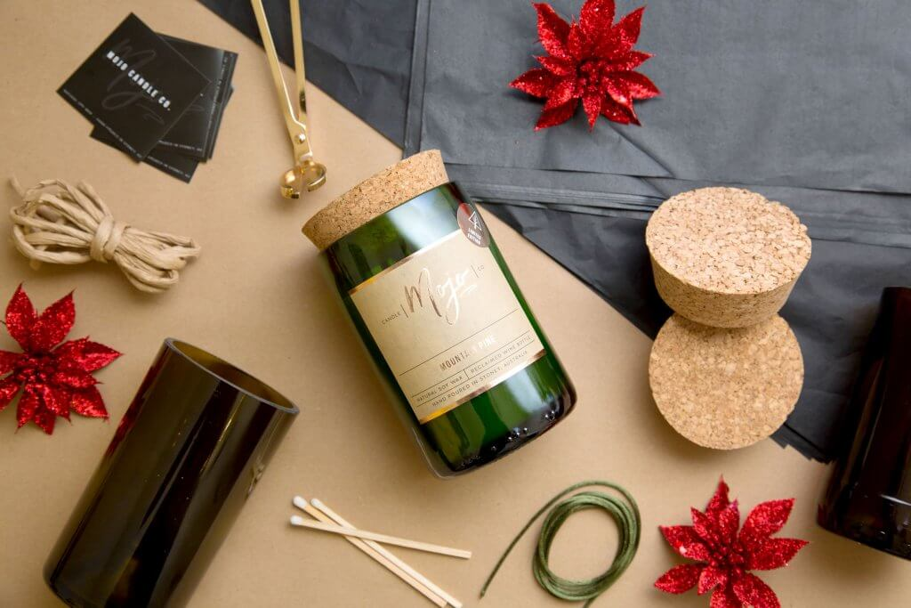 MOJO CANDLE CO – MOUNTAIN PINE