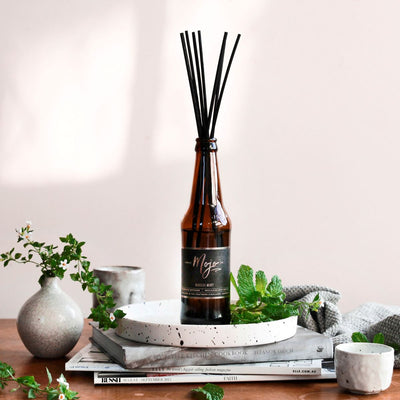 Mojo Wine Bottle Candle