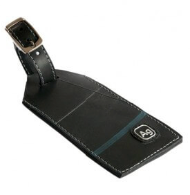 AG luggage tag