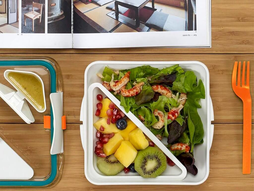 BLACK & BLUM BOX APPETIT LUNCH BOX