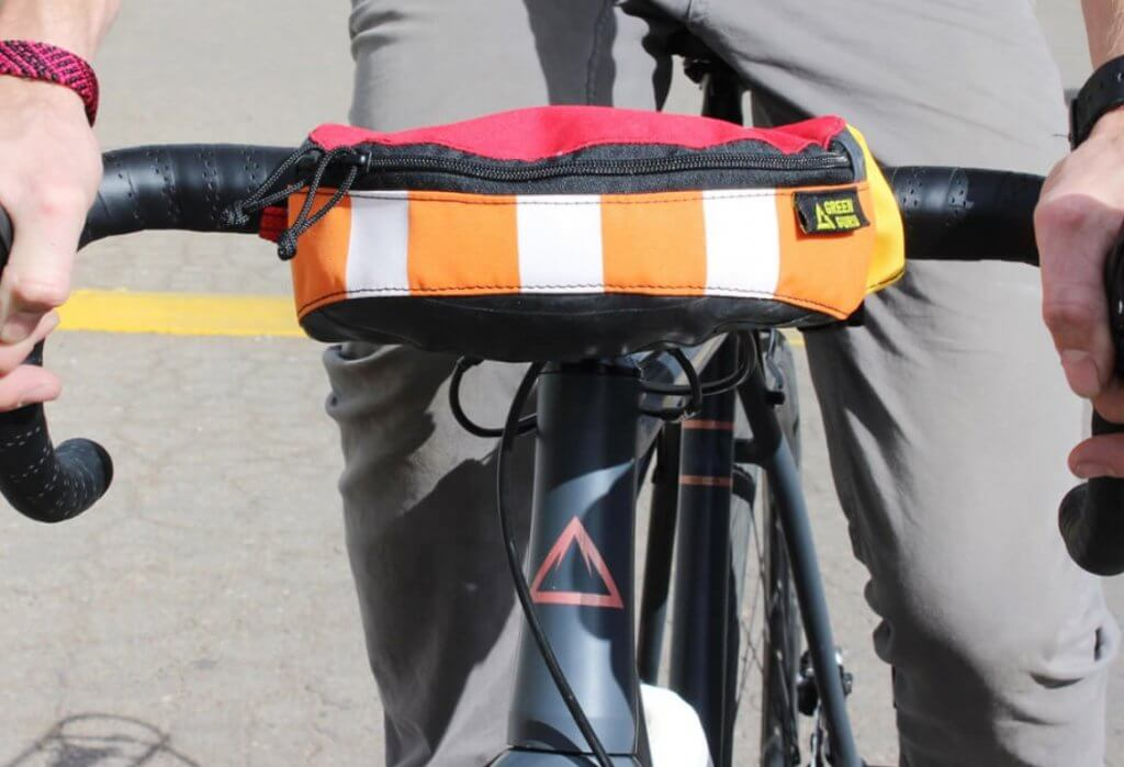 GREEN GURU HIP & HANDLEBAR BAG